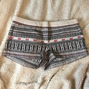 Vintage Pattern Shorts from Spain